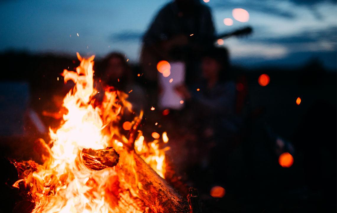 feuer machen ohne feuerzeug