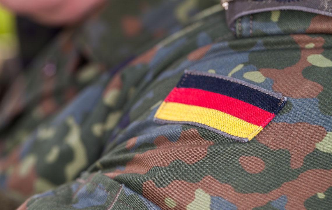 Grundausbildung Der Bundeswehr Bw Freizeitshop Camp