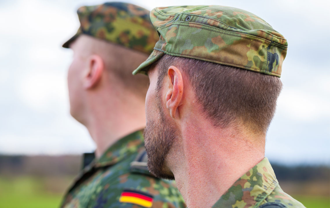 Was Lernt Man Bei Der Bundeswehr Bw Freizeitshop Camp