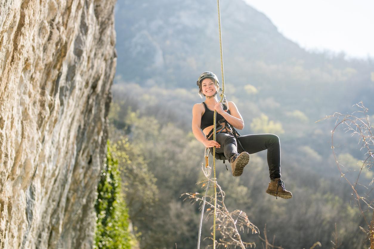 Sicher-Klettern