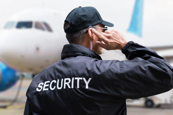 Security-Ausrüstung