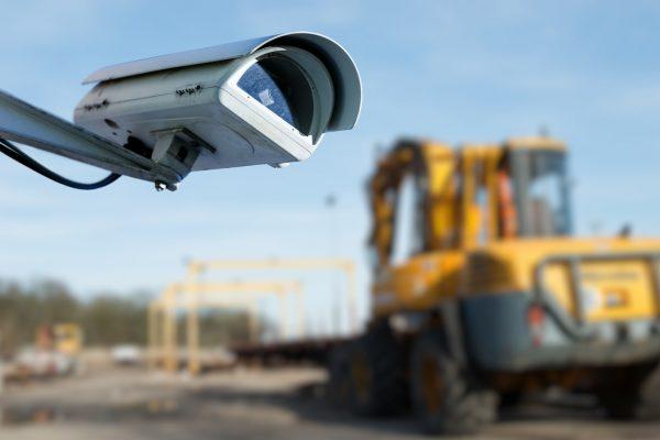 Objektschutz auf Baustellen