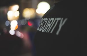 Die richtige Security Kleidung