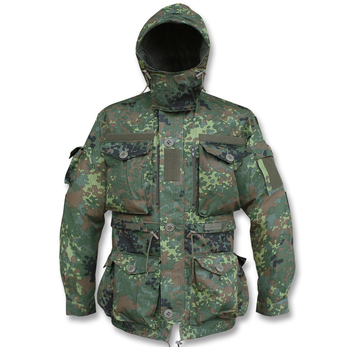 tactical smock jacke übergröße kaufen