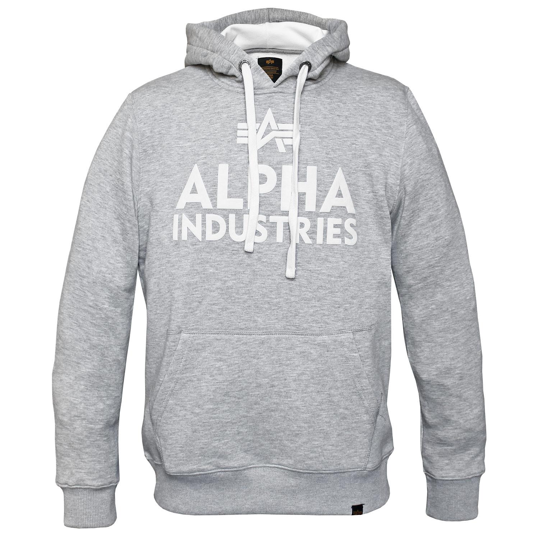 alpha industries kapuzen pullover foam print hoody. Black Bedroom Furniture Sets. Home Design Ideas