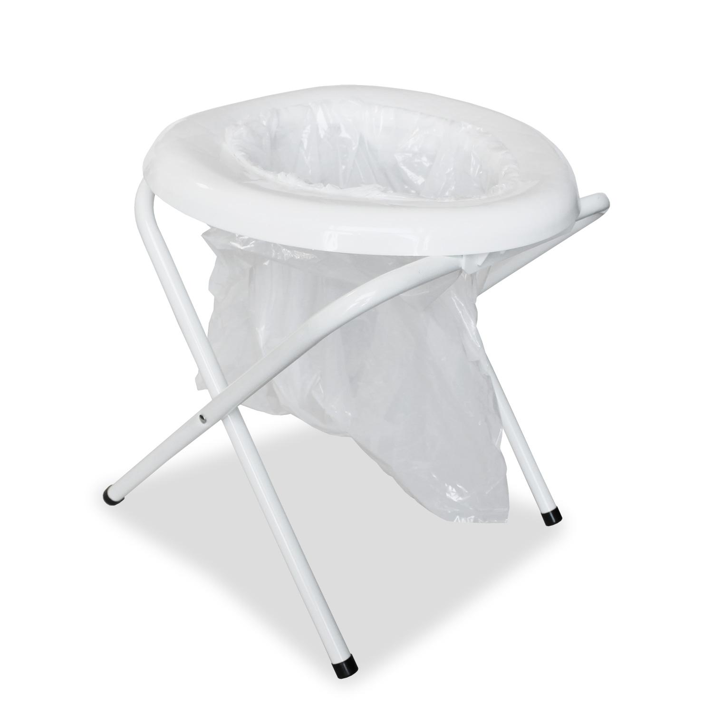 highlander camping toilette klappbar im bundeswehr und. Black Bedroom Furniture Sets. Home Design Ideas