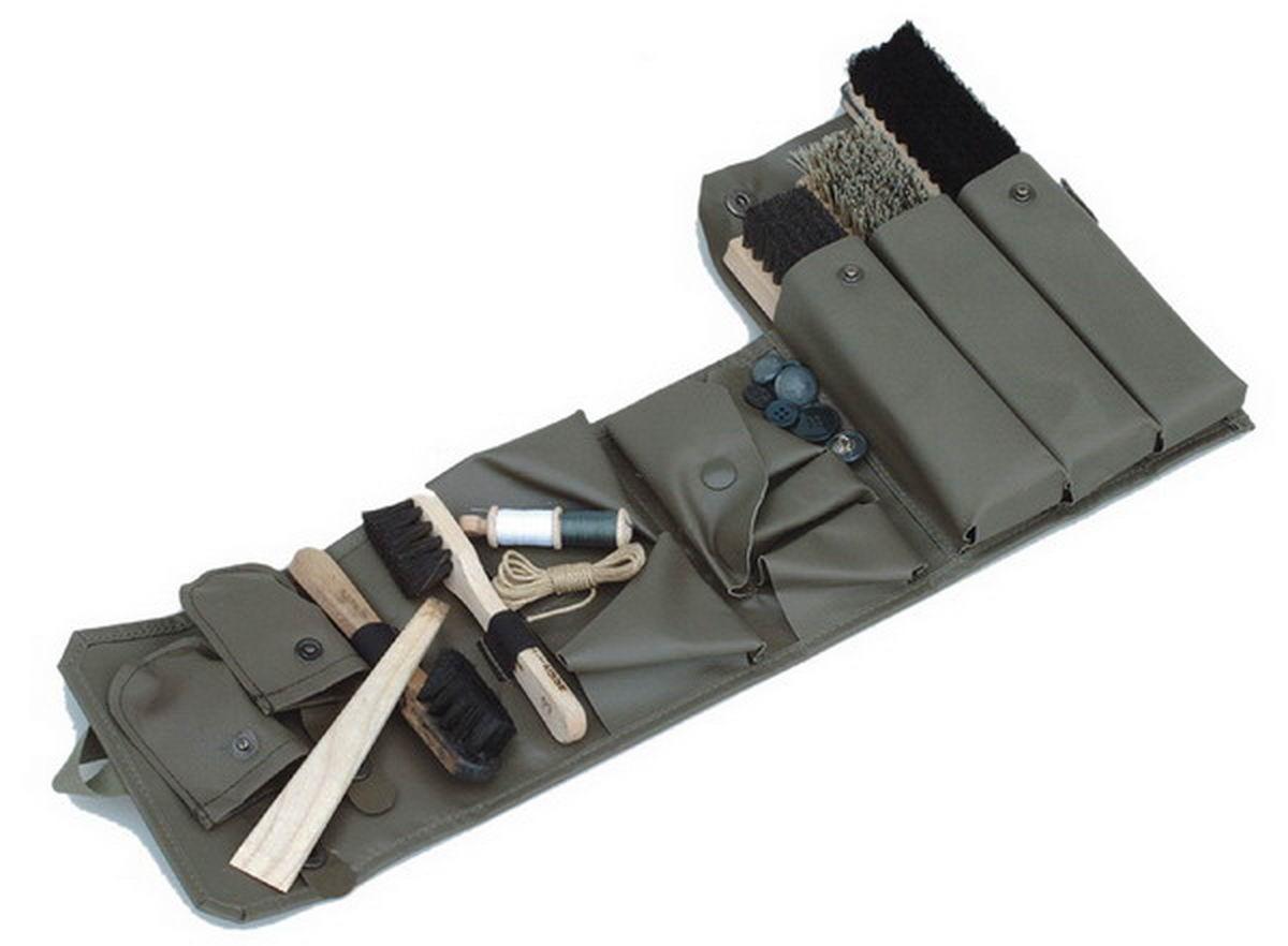 schweizer schuhputzset gebraucht im bundeswehr und. Black Bedroom Furniture Sets. Home Design Ideas