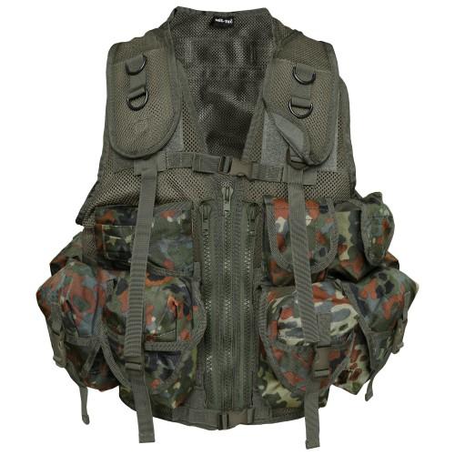 Mil-Tec US Einsatzweste Tactical