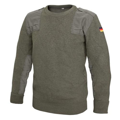 BW Bundeswehr Pullover Original gebraucht