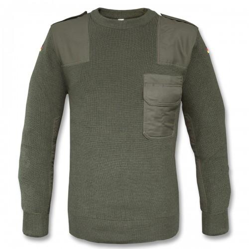 BW Pullover Original nach Bundeswehr TL