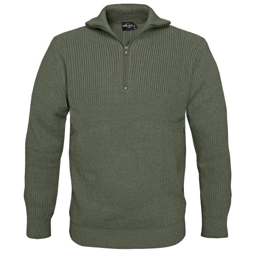 Mil-Tec Marine Pullover Troyer