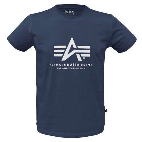 Alpha Industries Basic Alpha T-Shirt