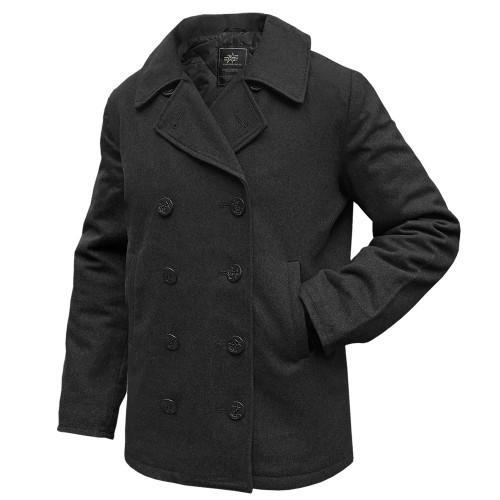 Alpha Industries Pea Coat USN (Abverkauf)