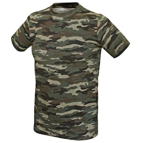 Bodywear Shirt - woodland