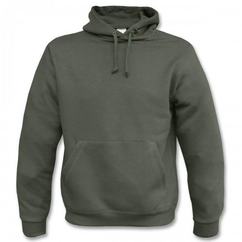 Basic Kapuzen Pullover