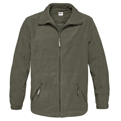 Fox Fleecejacke Arber Full-Zip