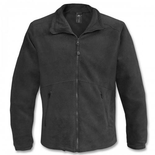 Basic Fleece Jacke