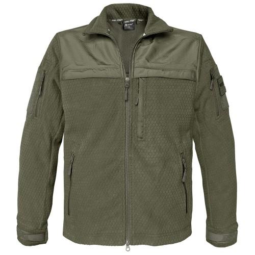 Mil-Tec Elite Fleece Jacke Hextac®