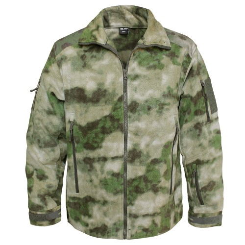 Mil-Tec Delta Jacke Fleece