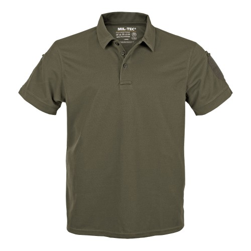 Mil-Tec Tactical Quick Dry Polo Shirt