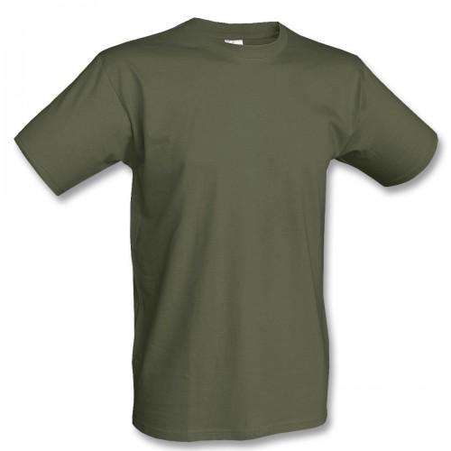 Premium T-Shirt - oliv