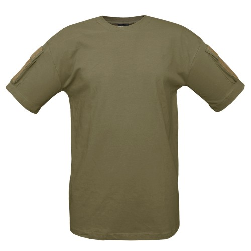 Tactical T-Shirt - oliv