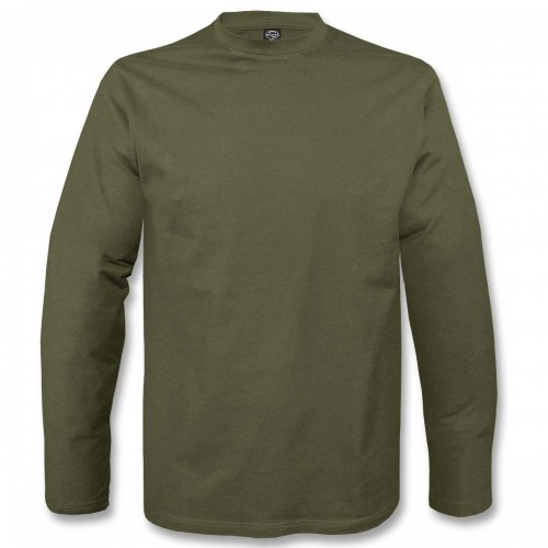 Mil-Tec Langarm Shirt MT-Plus