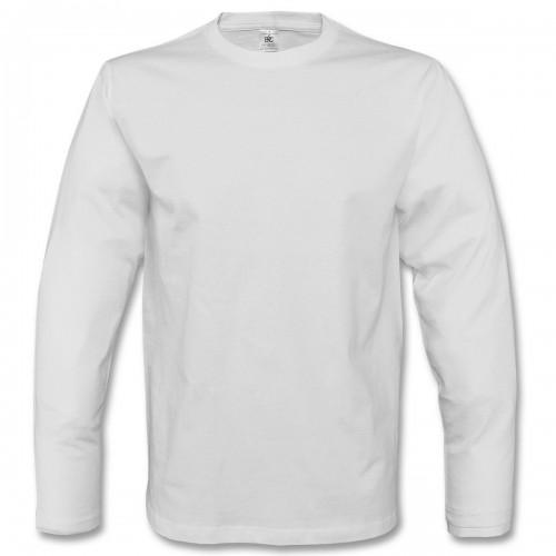 Basic Langarm Shirt