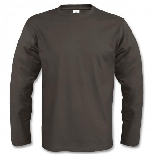 Basic Langarm Shirt (Sale)