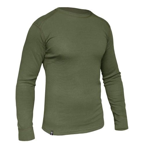 Unterhemd flammhemmend ISO 11612 (Abverkauf) - oliv