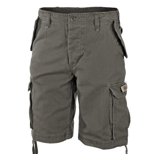 Mil-Tec Paratrooper Shorts Prewash