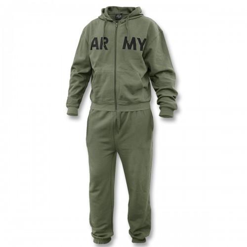 Mil-Tec Jogging Anzug Army (Abverkauf)