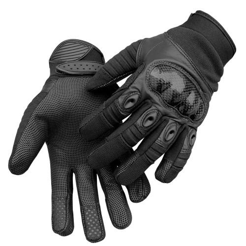 Einsatzhandschuhe Combat - schwarz