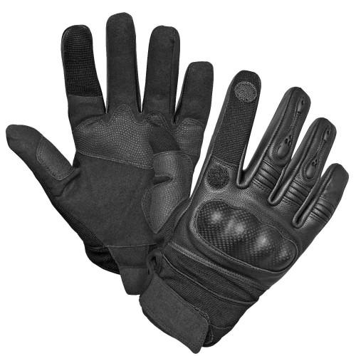 Mil-Tec Tactical Handschuhe Generation II schwarz