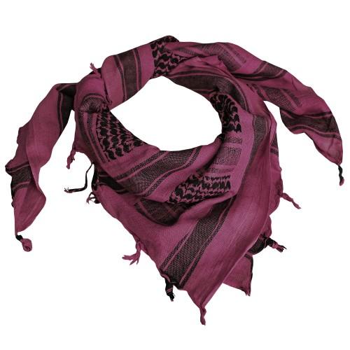Shemag - Palästinenser Halstuch (Abverkauf) - burgundy