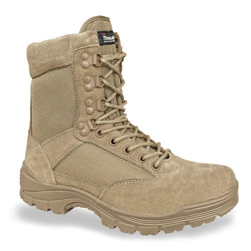 Mil-Tec Tactical Boot m. YKK Zipper