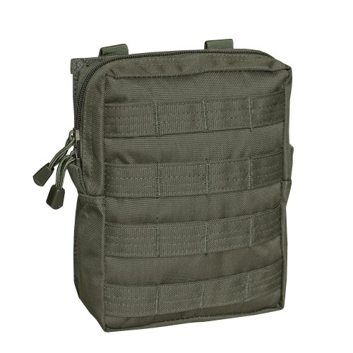 Molle Belt Pouch large - oliv