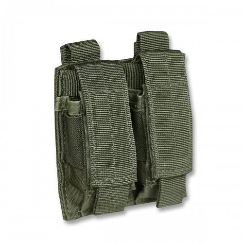 Koppeltasche Modular Magazin Tasche f. Pistole Double - oliv