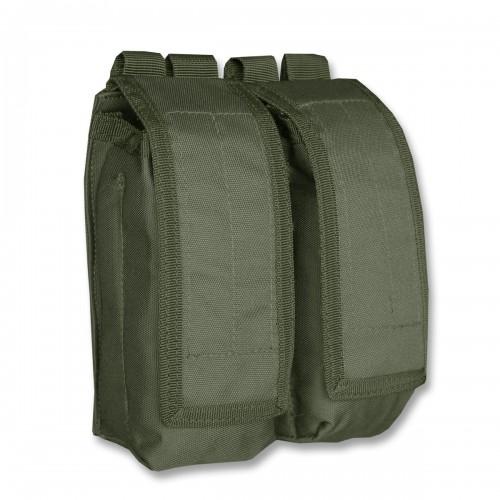 Koppeltasche Modular Magazin Tasche AK47 Double - oliv
