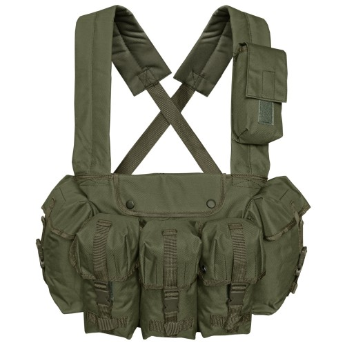 Mil-Tec Chest Rigg Einsatzweste 6-Pocket