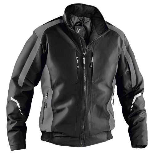 Allwetter Blouson Funktionsjacke schwarz (Abverkauf) - schwarz