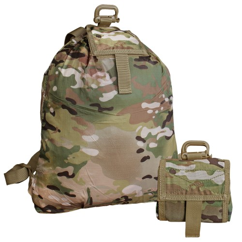 Mil-Tec Roll-up Rucksack