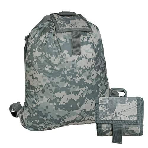 Mil-Tec Roll-up Rucksack (Sale)