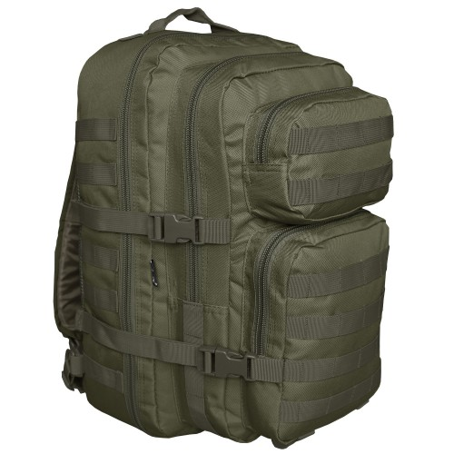 One Strap Assault Pack Large - oliv