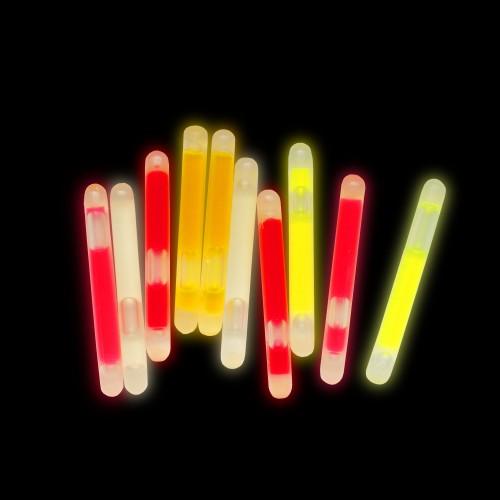 Mil-Tec Micro Leuchtstab 10er Set