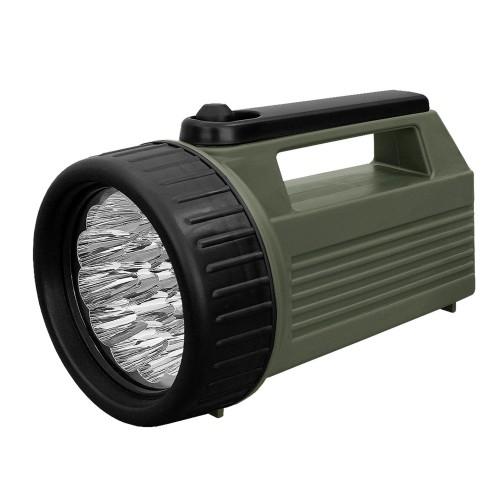 Mil-Tec Handscheinwerfer 19 LED oliv