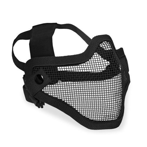 Mil-Tec Airsoft Gitterschutzmaske Small