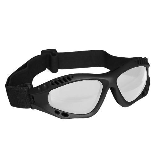 Mil-Tec Commando Brille Air Pro klar