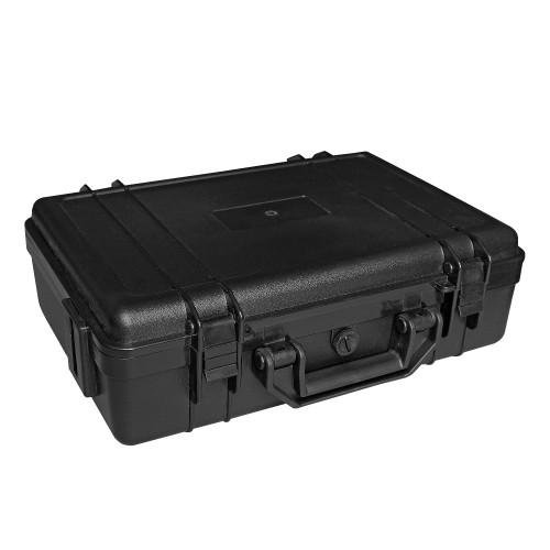 Transportbox wasserdicht 390x290x120 mm - schwarz