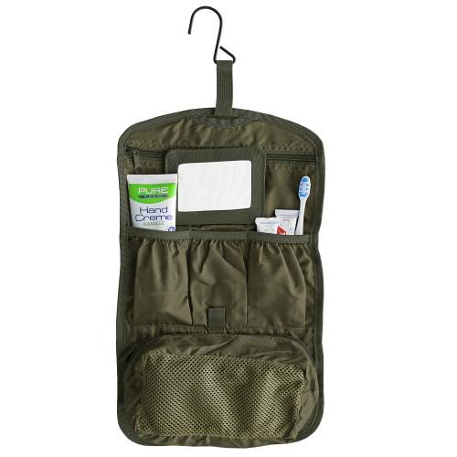 Britische Waschzeugtasche - oliv